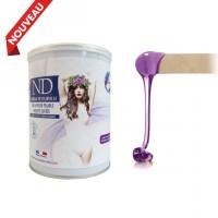 Cire pelable parfum violette sucrée