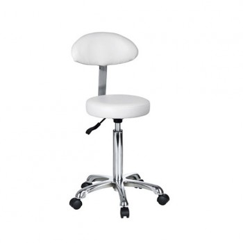 Tabouret FAST+ Blanc