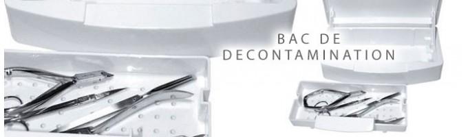 bac de d contamination offset esthetique. Black Bedroom Furniture Sets. Home Design Ideas